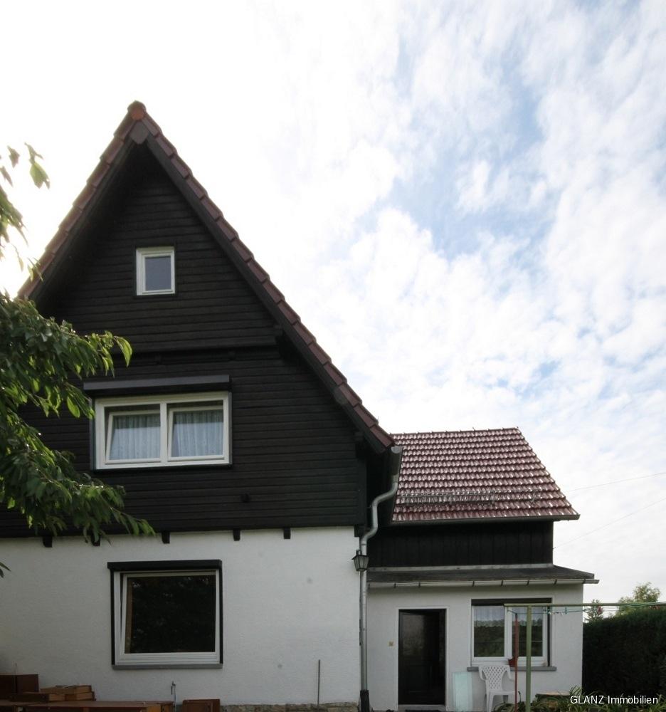 VERKAUFT-Einfamilienhaus in Erfurt – Hochheim mit tollen Blick auf den Steiger!