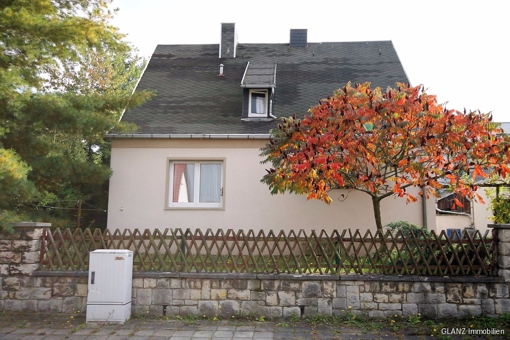 VERKAUFT-Einfamilienhaus in Erfurt Süd!