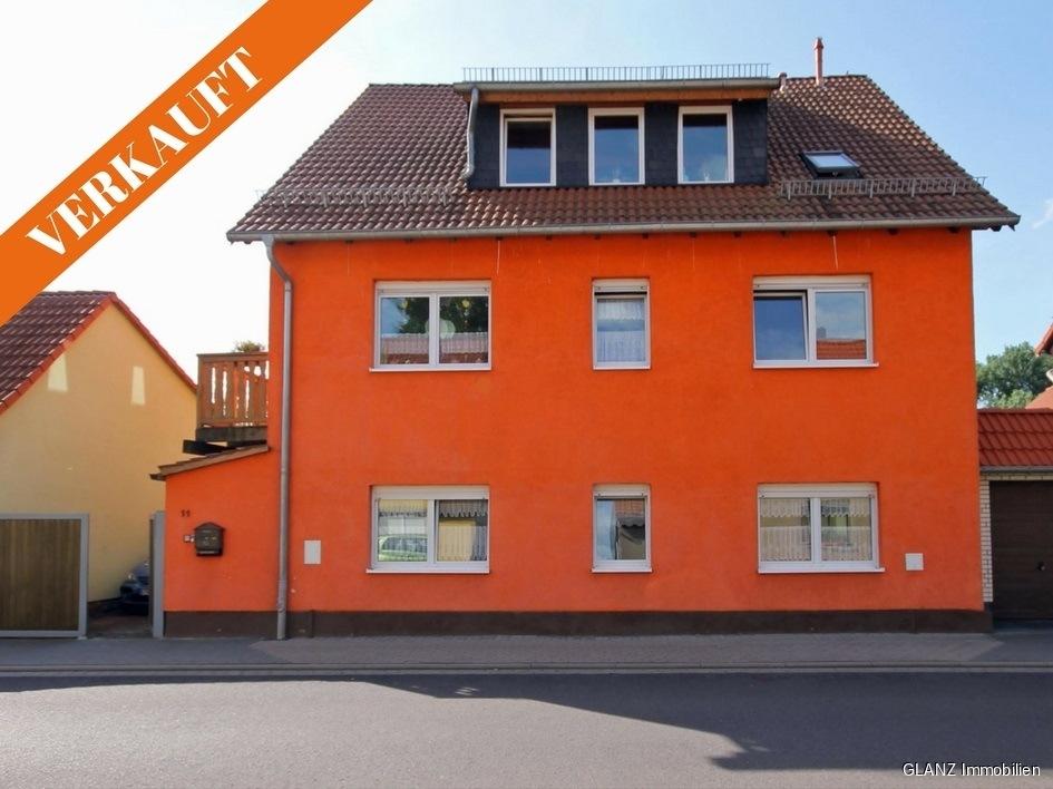 ***VERKAUFT***Geräumiges Mehrfamilienhaus in Ingersleben!