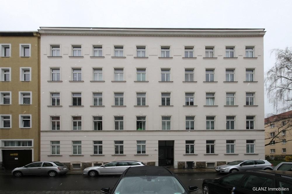 VERKAUFT-Gepflegte Zwei-Raum-Wohnung in der Südvorstadt von Leipzig!
