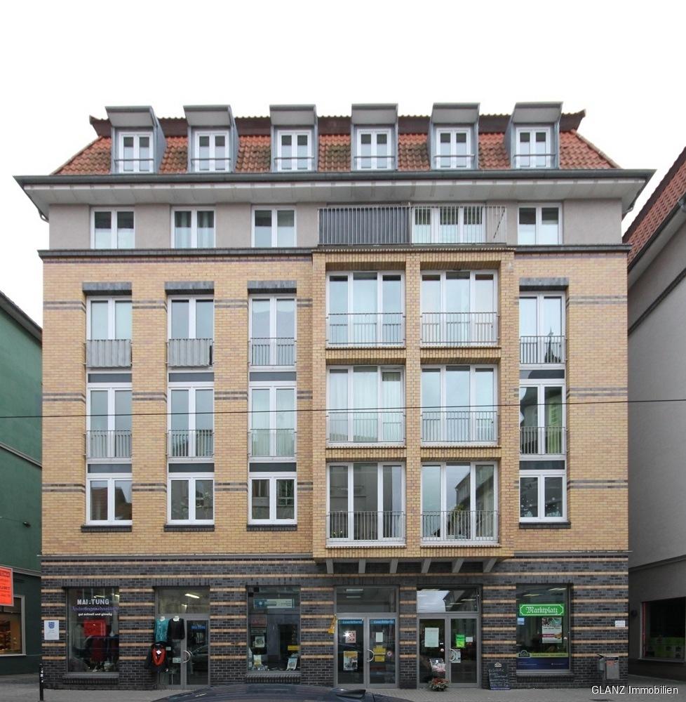 VERKAUFT-Kleine bezugsfreie Eigentumswohnung im Zentrum von Erfurt!