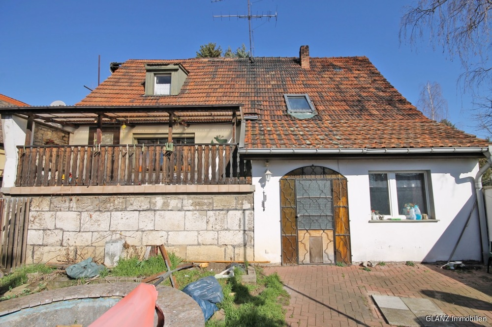 VERKAUFT-Einfamilienhaus in Weimar-Tröbsdorf!