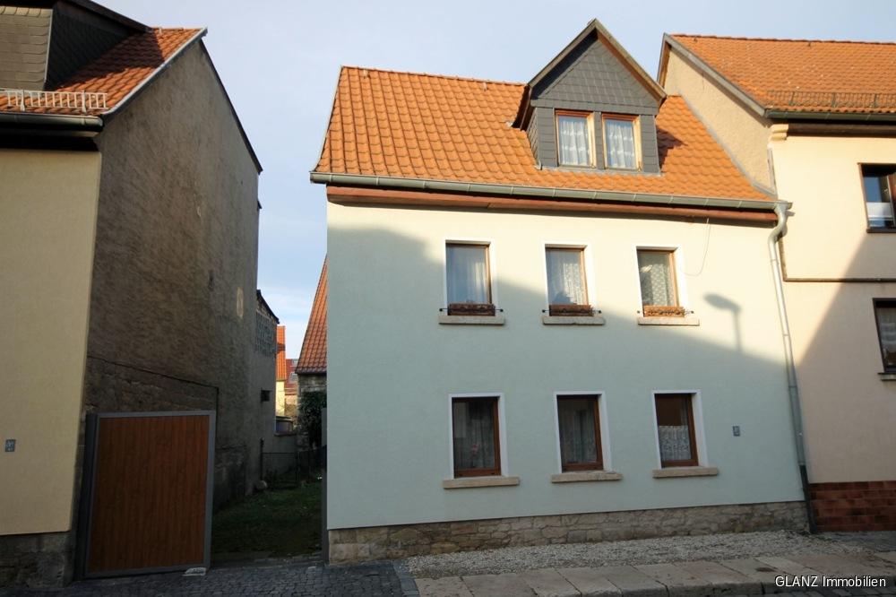 VERKAUFT-Einfamilienhaus in Weimar-Ehringsdorf!